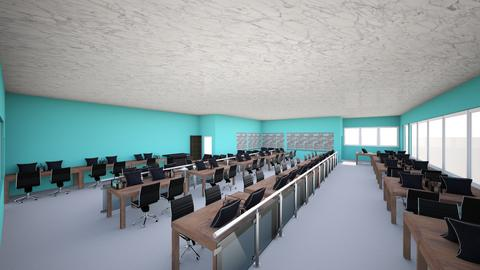 Big Room v10 - Office - by ECGTechCenter