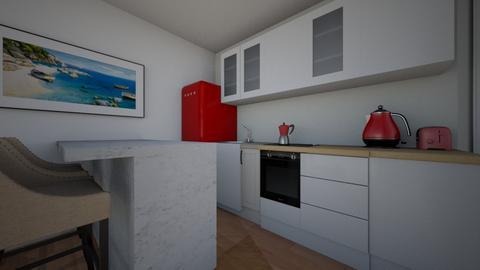 memme kitchen - Kitchen - by railin