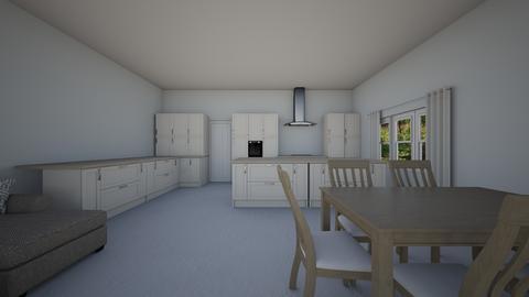 kitchen 2 - by lisa a  maylin