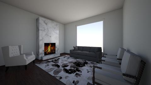 Client - Living room - by AlyssaMoriah92