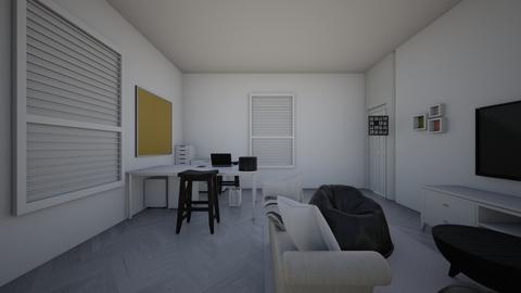 Estudio  - Modern - Office - by Nabile123