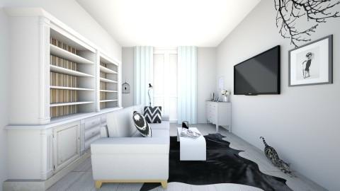 3 - Living room - by karo28