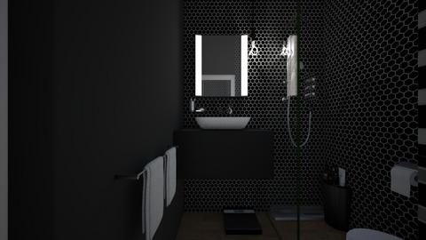 Casa364Bathroom - Masculine - Bathroom - by nickynunes