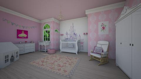 baby zey - Classic - Kids room - by nuray kalkan