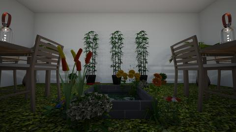 garden - Garden - by kiki_2312