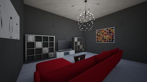 yu - Living room - by Ethanol