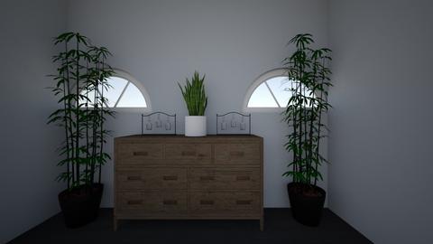 Modern Plant - Bedroom - by davisaj5