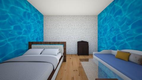grant room - Bedroom - by Grant McNamara