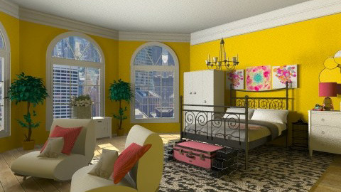 A - Modern - Kids room - by Puppy Chow
