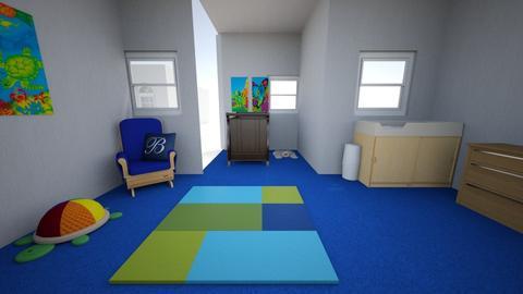 wiggle groups kids room - Country - Kids room - by bortholf