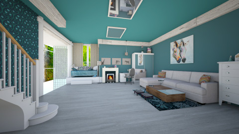 Teenage room - Kids room - by deleted_1536076557_Nicol26