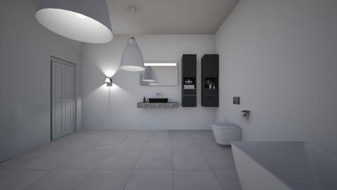 bathroom  - Bathroom - by chloe shell