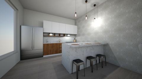 kitchen - by kokostyles1213