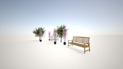 garden - Garden - by hiimlukee