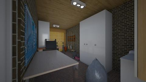 garage bucht - by gritje67