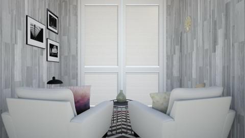 grey - Living room - by bientje11