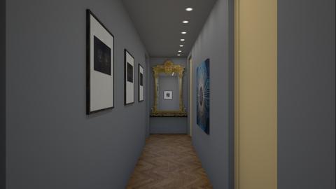 corridoio - by gloria marietti