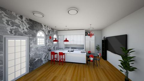 kitchen - Kitchen - by juliamepos