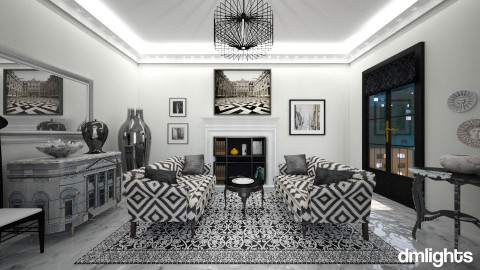 A07 - Living room - by DMLights-user-983290