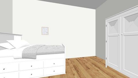slappkamer - Bedroom - by daphnemickey