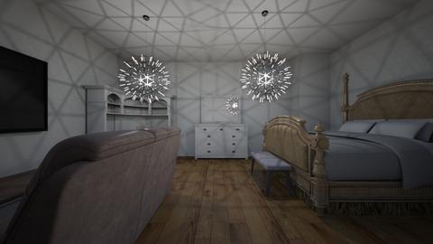 paytons dream bedroom - Modern - Bedroom - by WaughCat