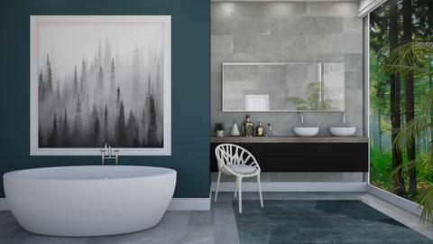 Bathrooms - Modern - Bathroom - by Zephyrs