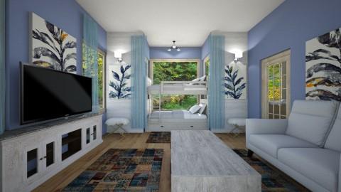 Cabin 2 - Modern - by Jessica Whittaker
