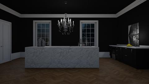 Dinder House - by Valentinapenta