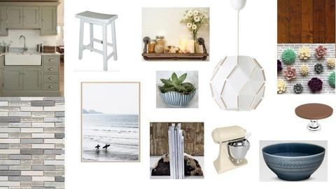 Beach Modern - by Raquel Collison
