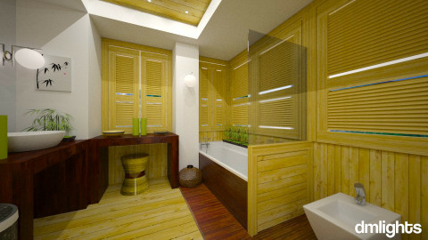 Bamboo Bath - Modern - Bathroom - by Claudia Correia
