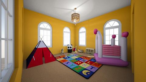 g - Kids room - by MatrixDc