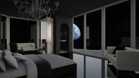 b e d r o o m - Glamour - Bedroom - by _xandra_
