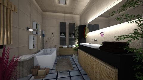 bath time - Bathroom - by renowkas78