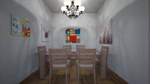 Dining room - Kids room - by Tolliena
