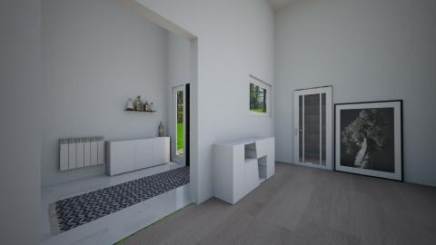 Modern Hall  - Modern - by AnaCatarina