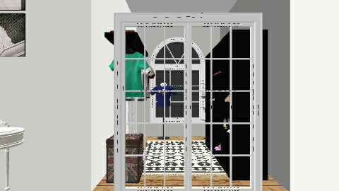 btw - Vintage - Bedroom - by Stasi Tancheva