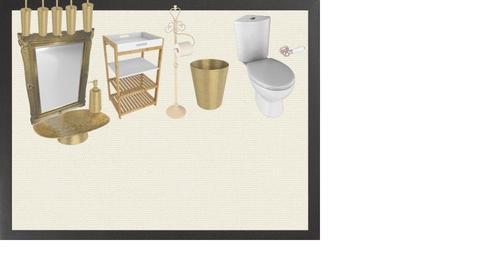 bathroom - by waverose