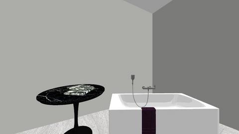 wood - Bathroom - by jolynw