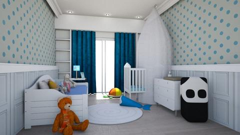 baby room - Kids room - by Lilaah