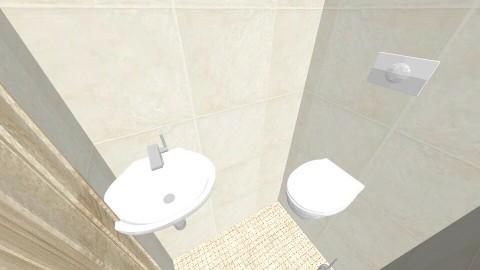 Sortir - Minimal - Bathroom - by Sergey Lukovkin