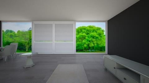 my house - Living room - by Aneta Jencova