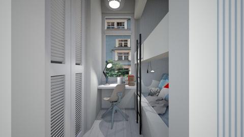 Casa219KidsRoom - Modern - Kids room - by nickynunes