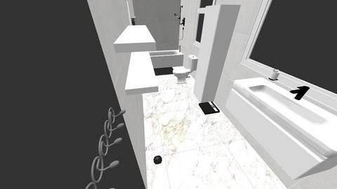 bathroom 1 - Bathroom - by Nickyfash