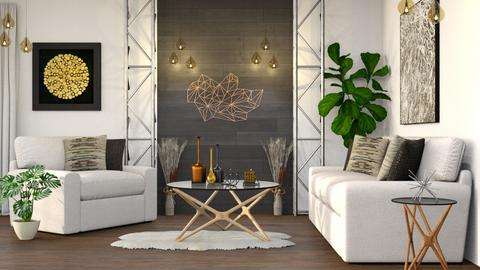 Geometry - Living room - by millerfam