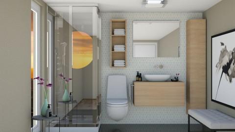 Barth - Modern - Bathroom - by aletamahi