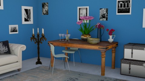 blue my room styler - by Peri Oztr