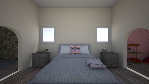 paulapama - Bedroom - by clasesytutorias