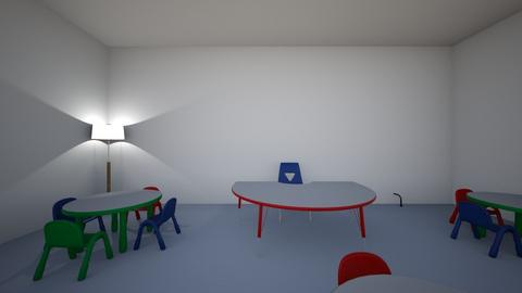 classroom - by tatiannaroberson