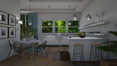 edty - Kitchen - by likuna485