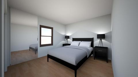 Second Bedroom - Modern - Bedroom - by ItsSebHdz